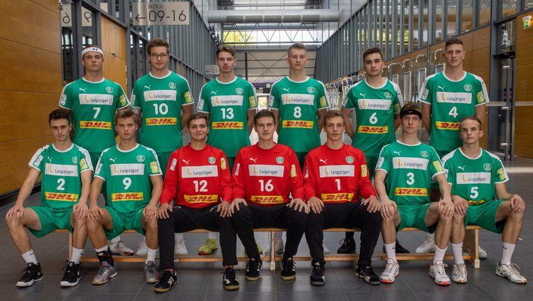 U19 IN FLENSBURG KNAPP BEZWUNGEN