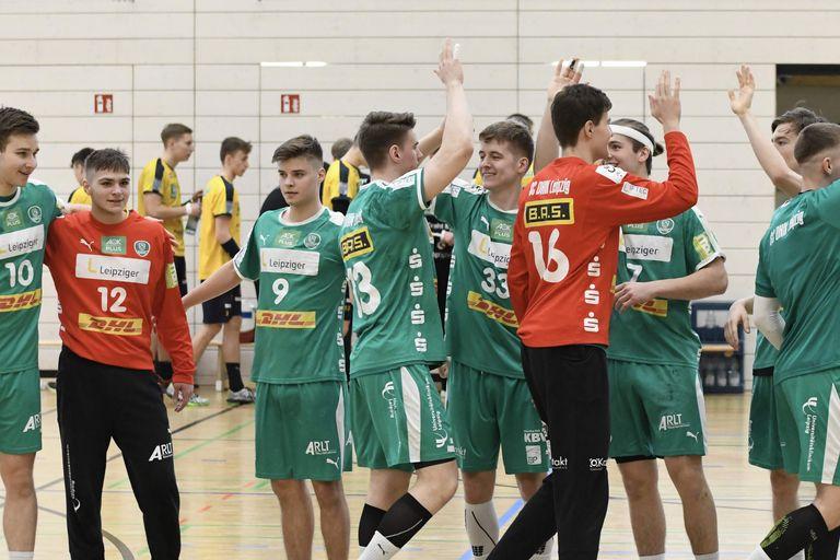 U19 BEZWINGT RHEIN-NECKAR LÖWEN