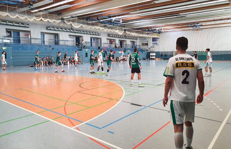 GELUNGENES TRAININGSLAGER UND TESTSPIELERFOLG FÜR U23 DES SC DHFK