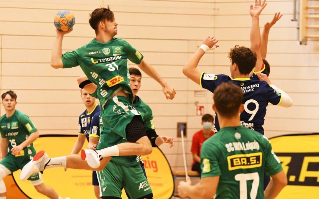 U19 überrollt Rostock