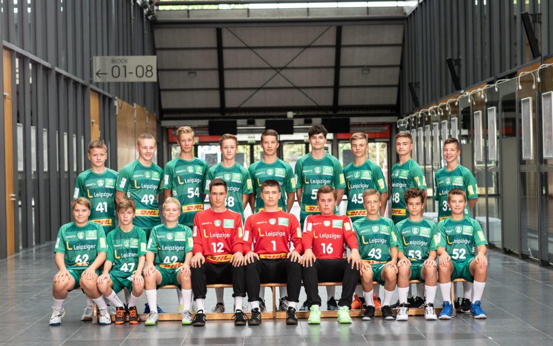 U16 – Erfolgreicher Punktspielauftakt