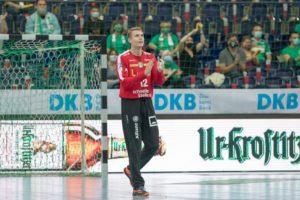 Kristian Saeveras machte in seinem ersten Bundesligaspiel einen super Job. Foto: Karsten Mann
