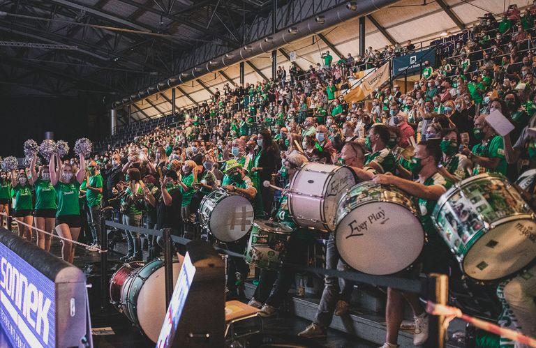 DHfK-Handballer hoffen auch gegen Göppingen auf die Unterstützung vieler Zuschauer