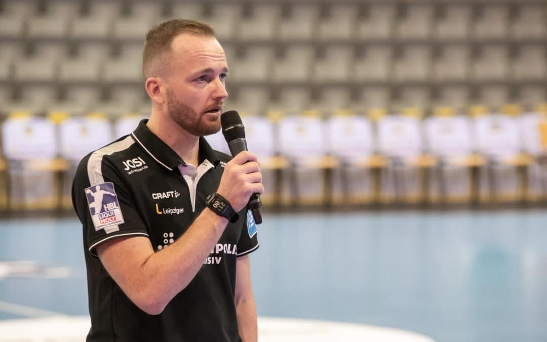 Nach Quarantäne & sozialer Isolation: Erstes Hallentraining unter Chefcoach André Haber