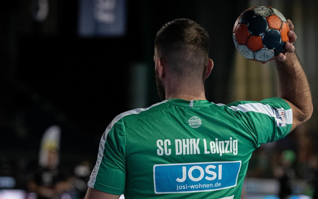 Zweigeteilte Rückkehr zum Trainingsbetrieb beim SC DHfK Handball