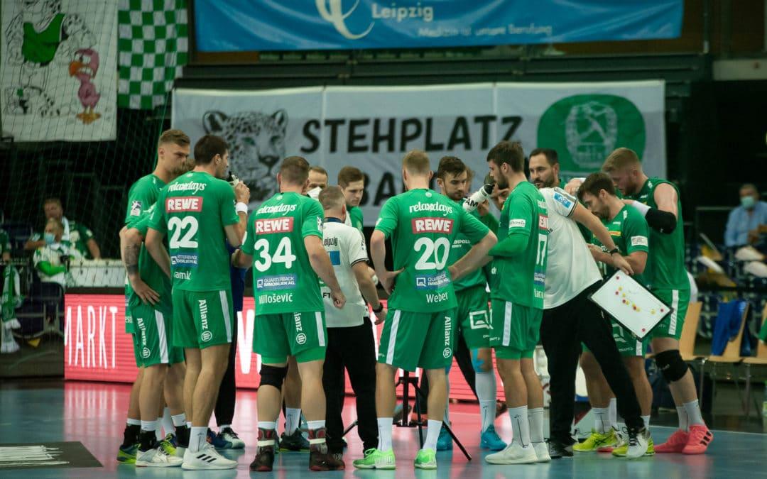Alle DHfK-Handballer aus Quarantäne entlassen