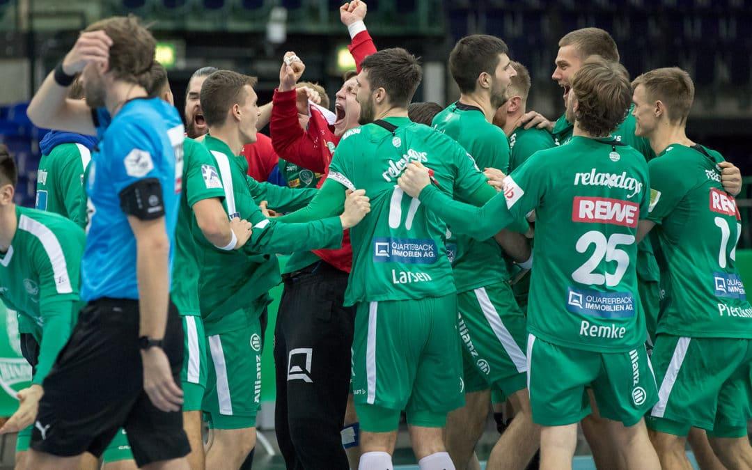 Sonntag 14:40 Uhr: Jahresendspiel gegen Flensburg live im Free-TV