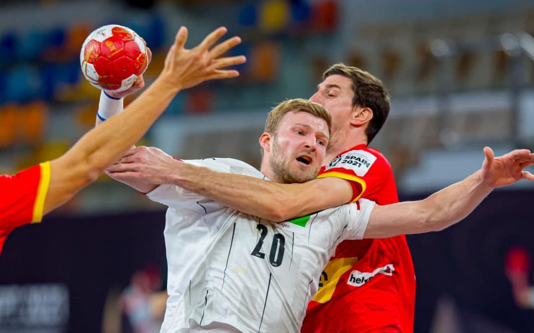 Blick auf die WM: Deutschland darf noch hoffen. Gute Aussichten auf das Viertelfinale für Mamic und Saeveras