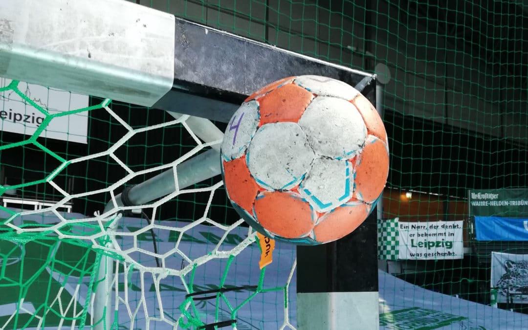 Leere Hallen bei der Handball-Akademie