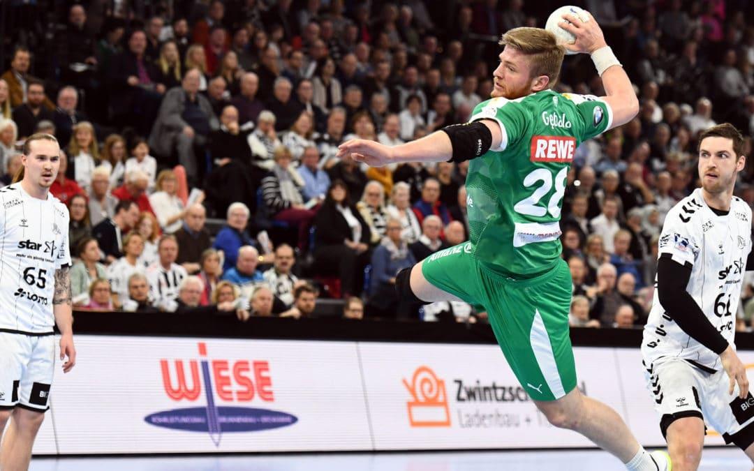 Auf nach Kiel! DHfK-Handballer brennen auf erstes Bundesligaspiel 2021