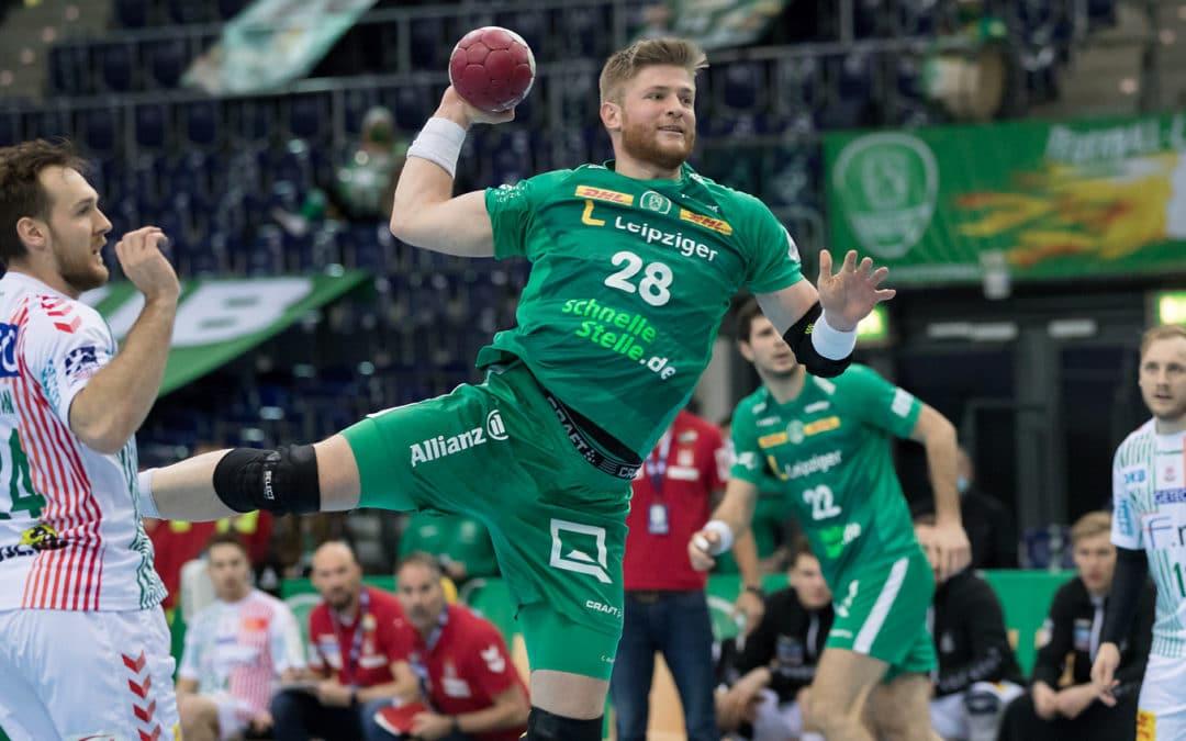 SC DHfK Leipzig bindet Maciej Gebala bis 2024