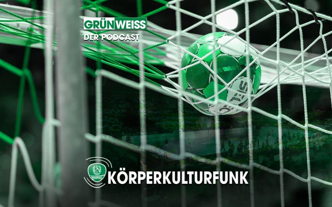 Körperkulturfunk – Der neue SC DHfK Handballpodcast ist online