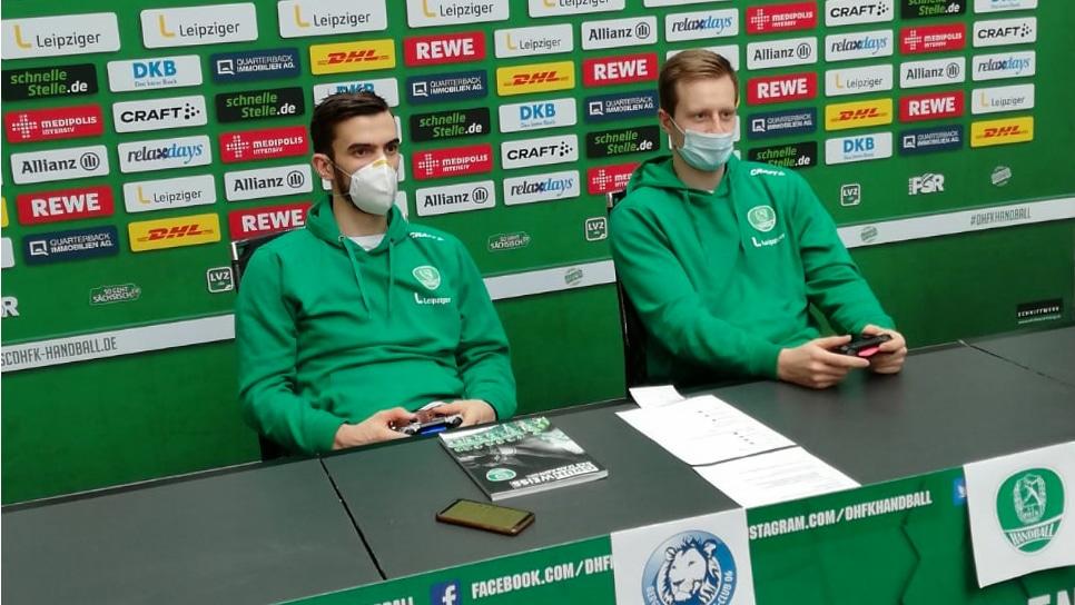 DHfK-Handballer bestreiten in Wuppertal das erste Pflichtspiel im Jahr 2021