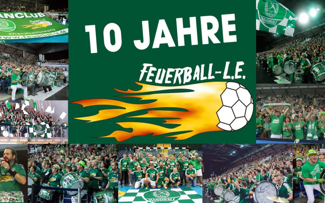 Fanclub Feuerball-L.E. feiert 10. Geburtstag