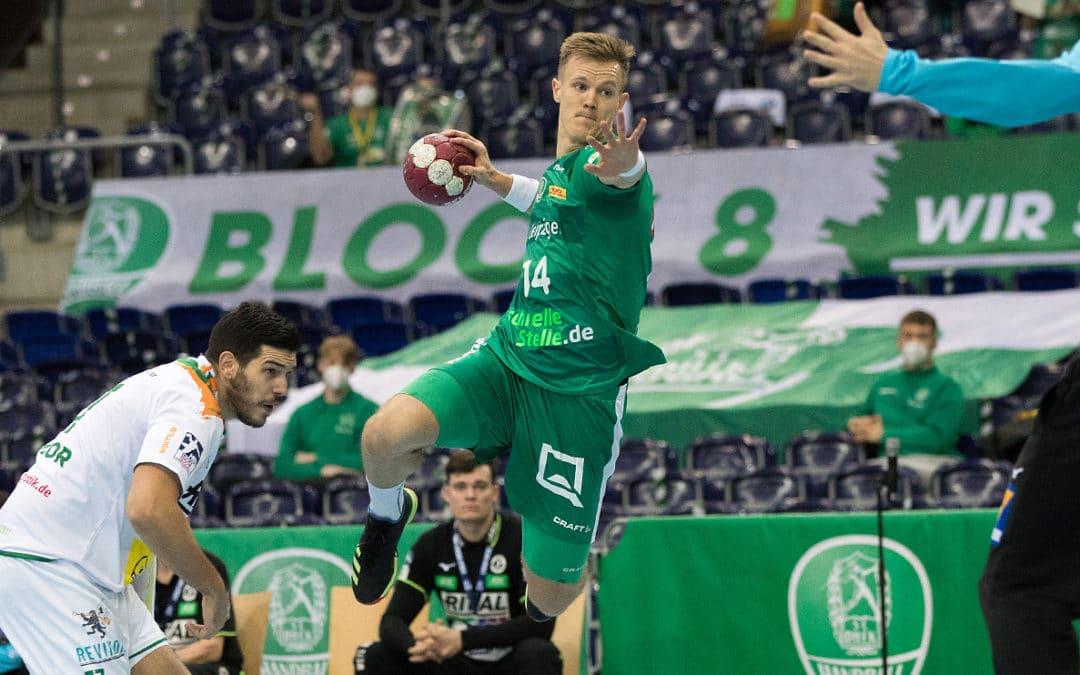 Niclas Pieczkowski verlässt den SC DHfK im Sommer