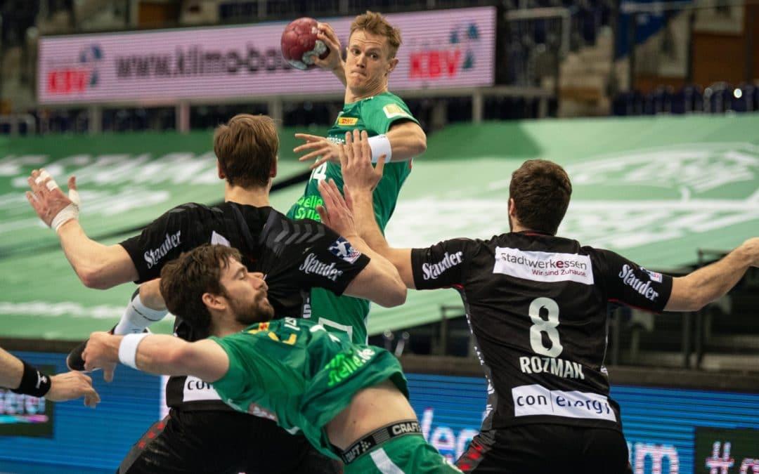 Leipziger Handballer wollen in Essen Punkten