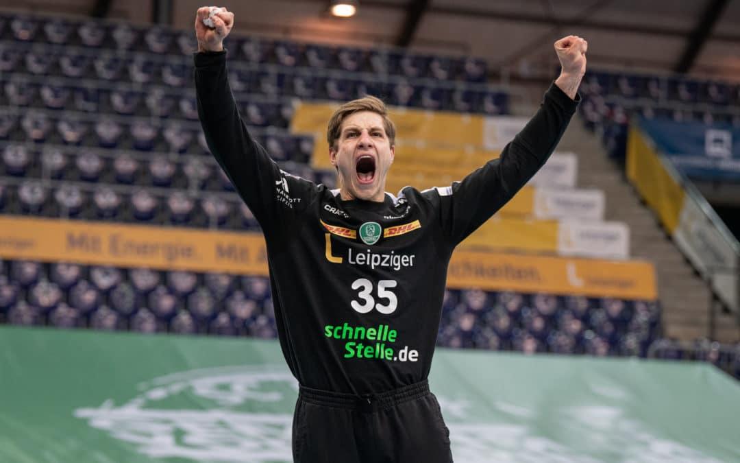 Zwei Leistungsträger verlängern vorzeitig! Marko Mamic und Joel Birlehm bekennen sich zum SC DHfK Leipzig