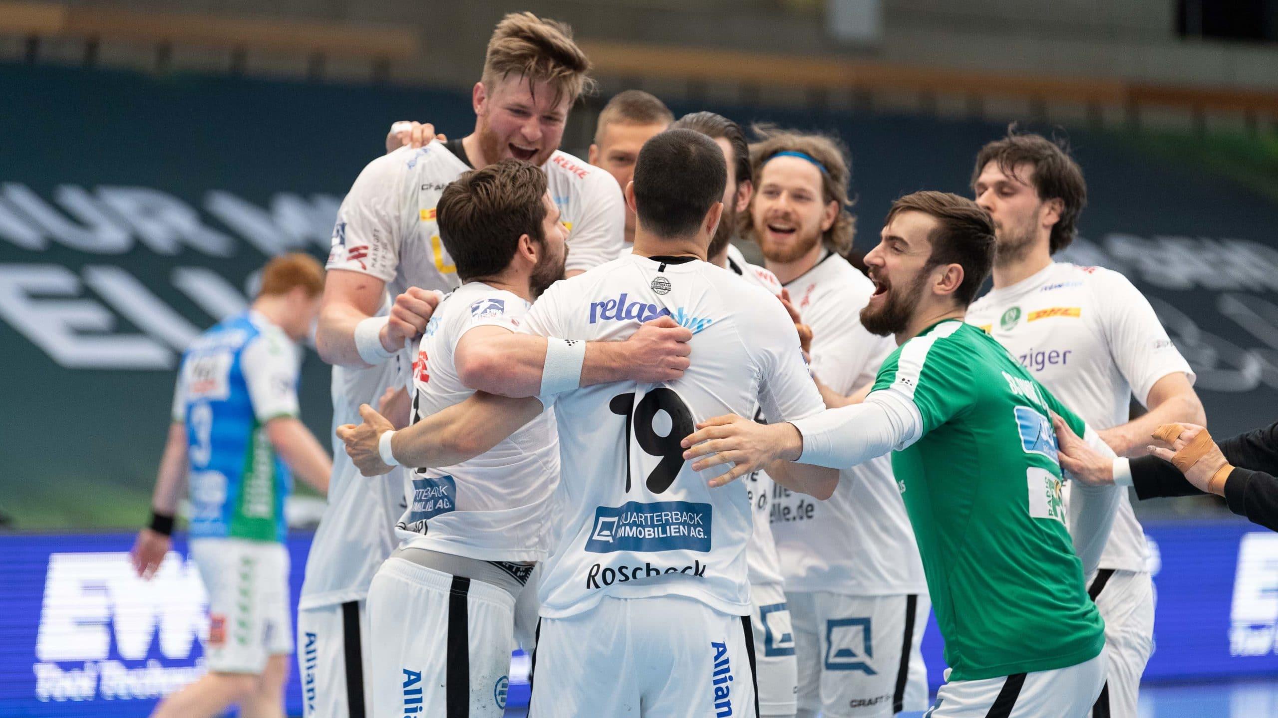 Dhfk Leipzig Handball Spielplan