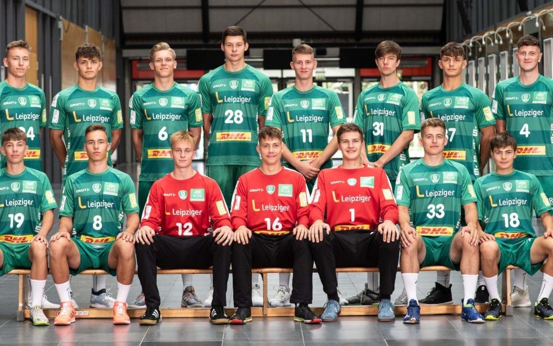 DHfK-Junioren stehen im DM-Viertelfinale und treffen dort auf die Füchse Berlin