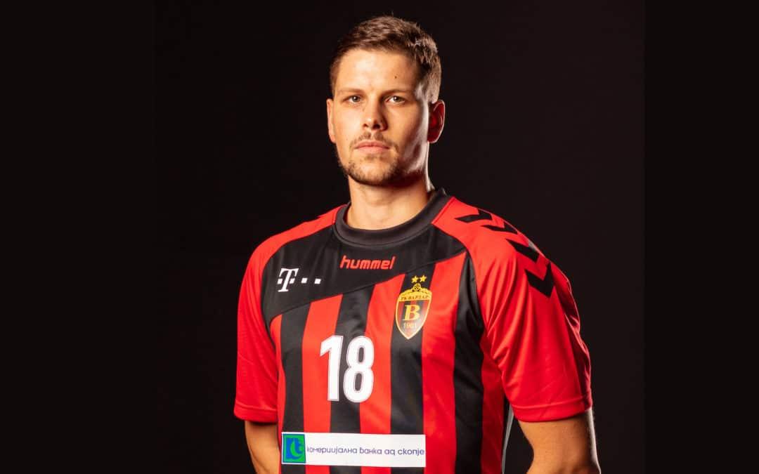 Kader für die kommende Saison vollständig! Lovro Jotic kommt von Vardar Skopje zum SC DHfK Leipzig