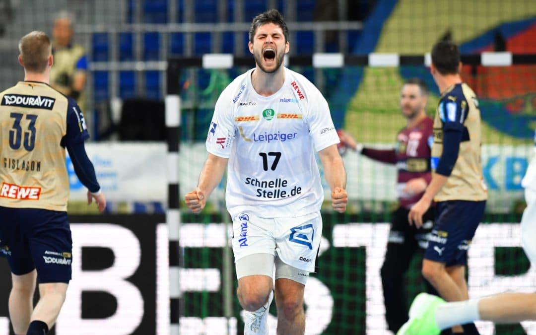 Ostderby beim SC Magdeburg – Martin Larsen steht vor einem Comeback