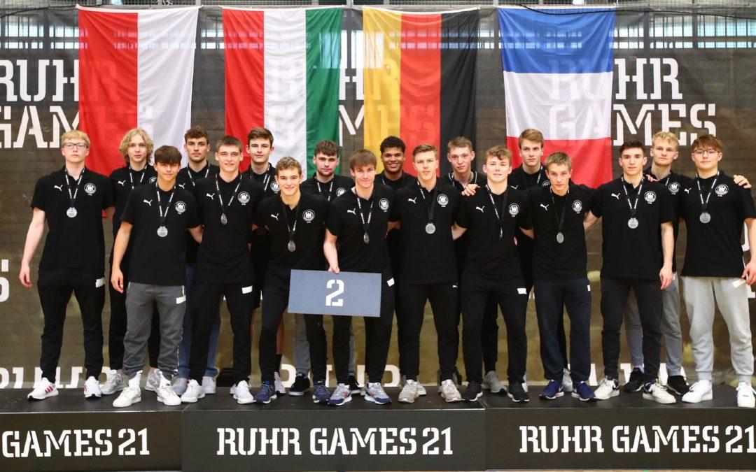 Nils Greilich und Matteo Menges beenden Ruhr Games auf Platz zwei