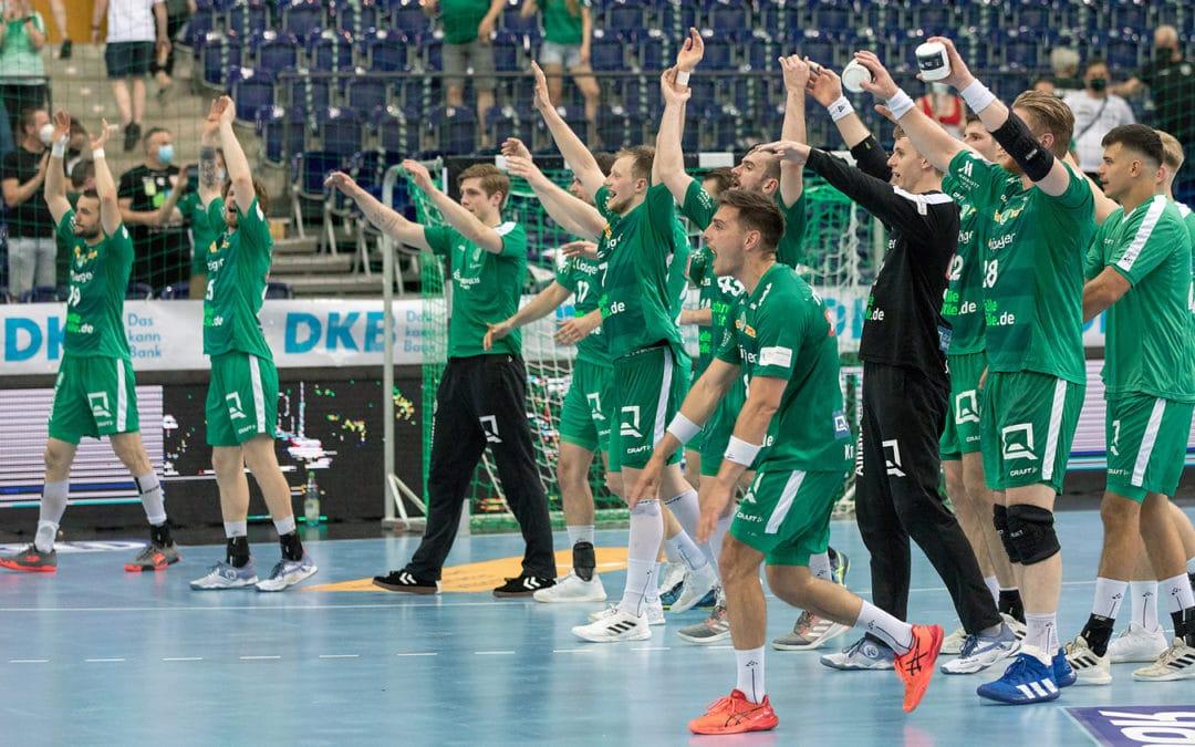 SC DHfK Leipzig meistert Pflichtaufgabe gegen Coburg