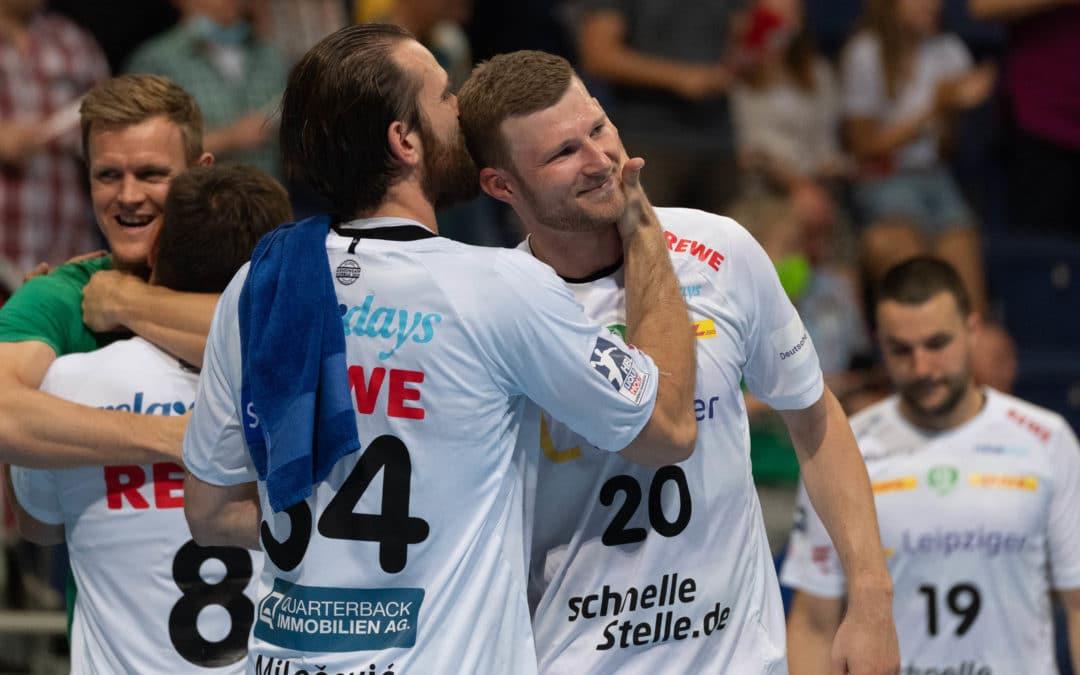 Rekordsaison! Leipzig beendet Spielzeit 2020/21 trotz Niederlage in Hannover auf dem 6. Tabellenplatz