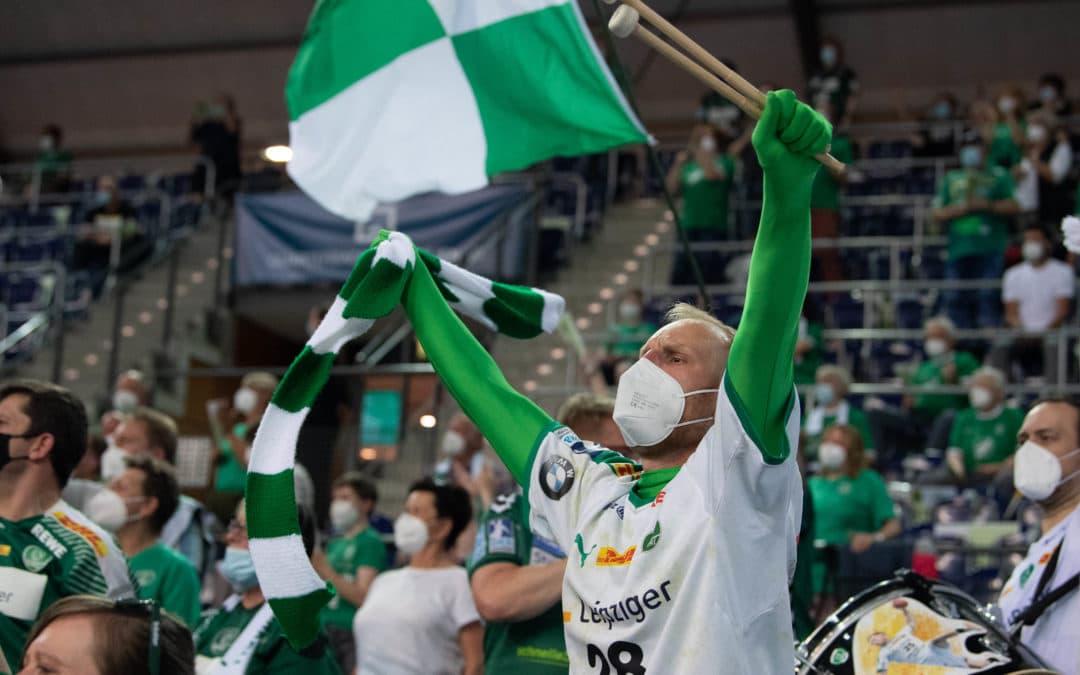 Das 1-Euro-Heldenticket: SC DHfK lädt alle Helden zum Handball ein!