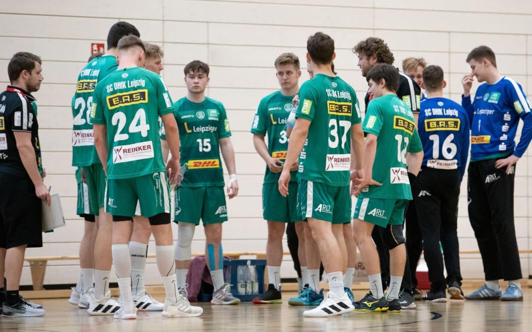 Spielbericht: DHfK-Junioren verpassen DHB-Pokalfinale