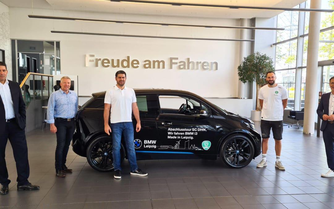 """BMW Abschlussfahrt: Vier Spieler sagen """"Tschüss Leipzig"""""""
