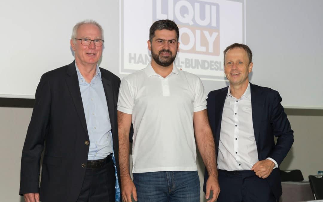 SC DHfK Geschäftsführer Karsten Günther ins Präsidium der HBL gewählt