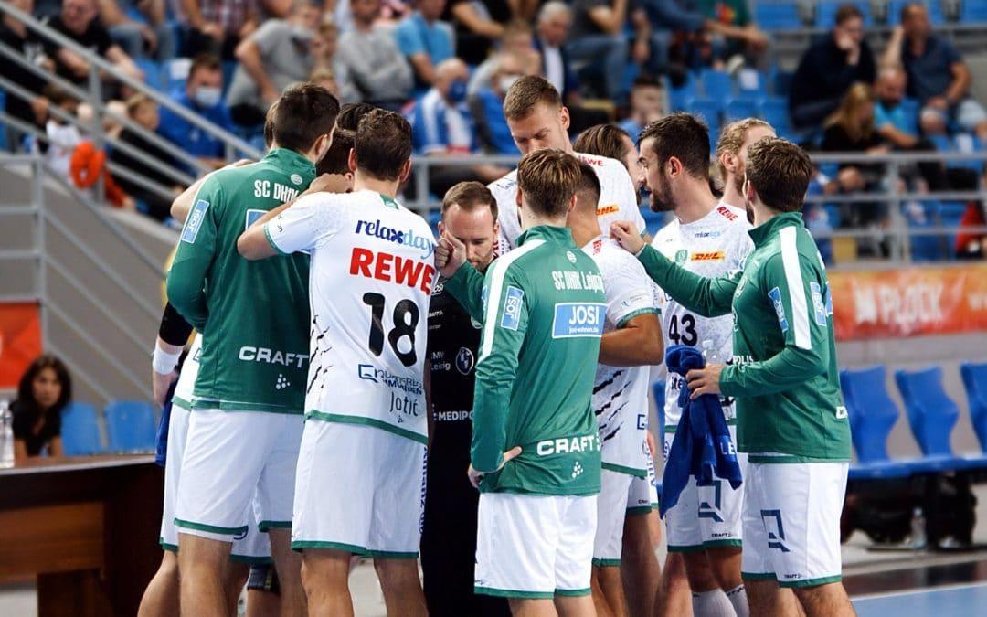 Leipzig verliert auch das zweite Spiel gegen Plock
