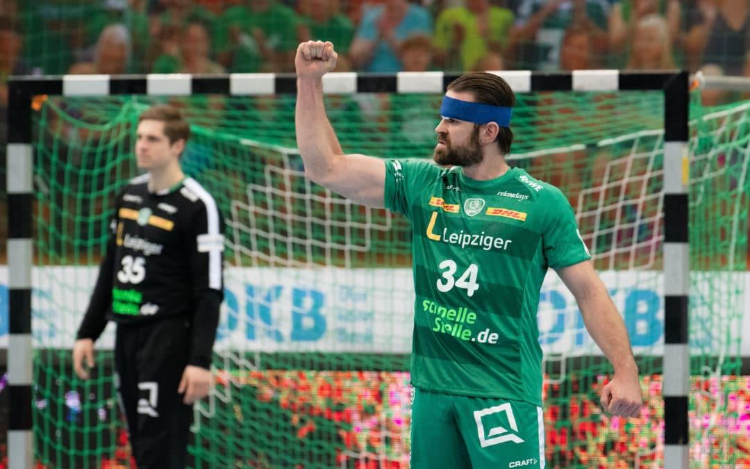 Kapitän Alen Milosevic beendet nach der Saison 2021/22 seine Karriere