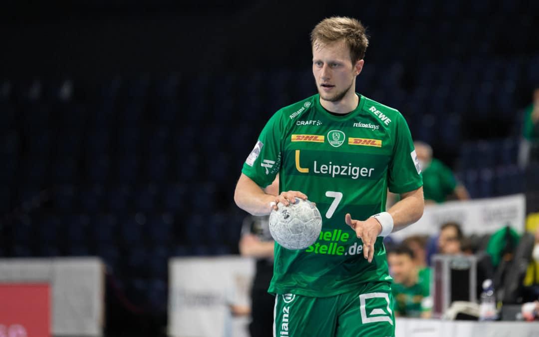 Auch Luca Witzke bleibt bis 2025 in Leipzig