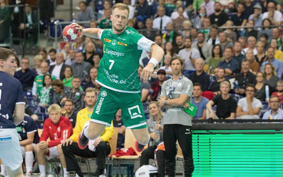 Leipzig teilt sich mit einem starken Aufsteiger aus Hamburg die Punkte