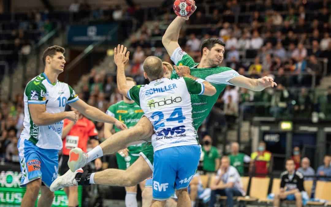 9-Tore-Sieg gegen Göppingen! SC DHfK zeigt tadelloses Heimspiel vor 3.359 Fans