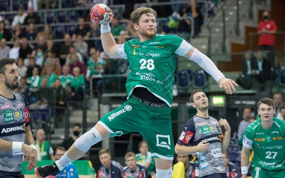Hamburg Ade! SC DHfK streicht im Pokal gegen die Löwen die Segel