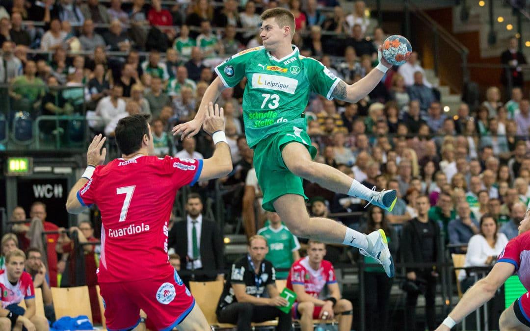 Viggó Kristjánsson kehrt zurück zum SC DHfK Leipzig